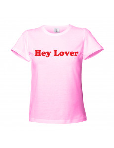 T-shirt damski Hey Lover
