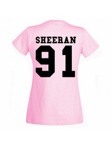 T-shirt damski SHEERAN 91