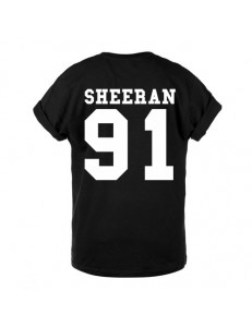 T-shirt oversize SHEERAN 91