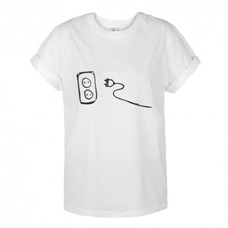T-shirt oversize ELECTRIC