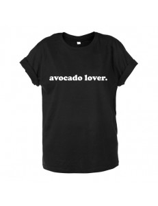 T-shirt oversize AVOCADO LOVER