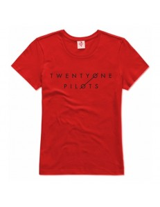 T-shirt damski TWENTY ONE PILOTS
