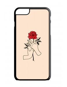 Etui na telefon HANDS ROSE