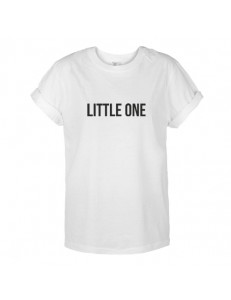 T-shirt oversize LITTLE ONE