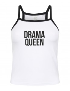Top crop strappy DRAMA QUEEN