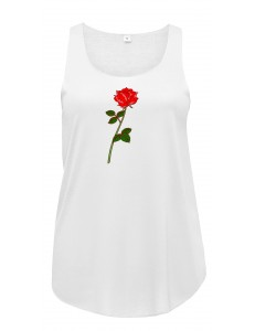 Bluzka tank top ROSE