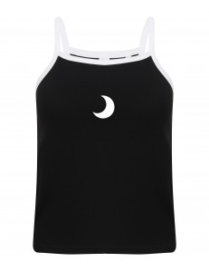 Top crop strappy MOON