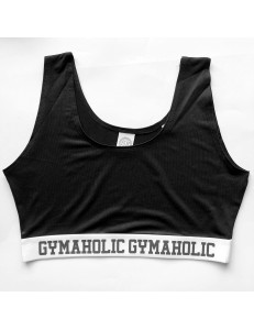 Crop top sport GYMAHOLIC