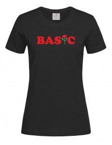 T-shirt damski BASIC
