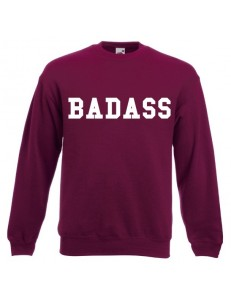 Bluza unisex BADASS