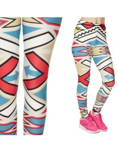 Legginsy fullprint RIRI