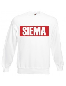 Bluza unisex SIEMA