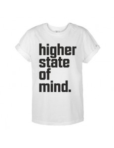 T-shirt oversize HIGHER