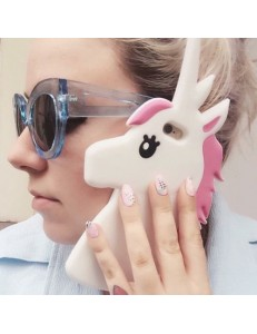 Etui na iPhone'a UNICORN /white/