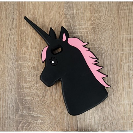 Etui na iPhone'a UNICORN /black/
