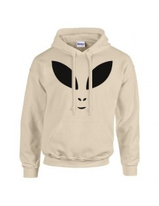Bluza z kapturem BIG ALIEN
