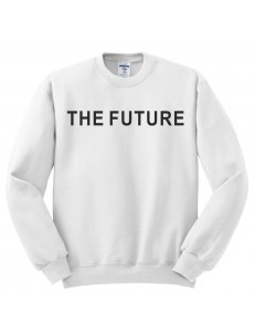 Bluza oversize THE FUTURE
