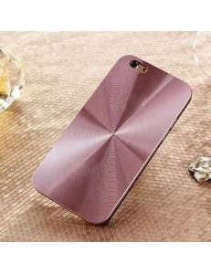 Aluminiowe etui na iPhone'a /pink gold/