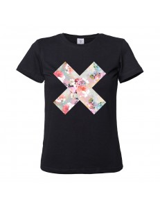 T-shirt damski X FLOWERS