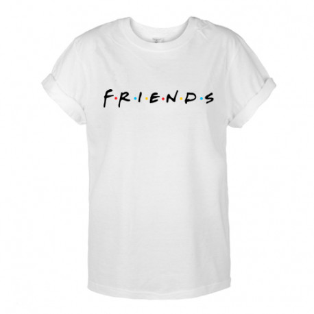 T-shirt oversize FRIENDS